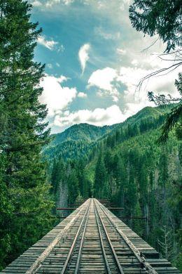 b96ff829e54dc78195750399b4800c7e--railroad-tracks-train-tracks