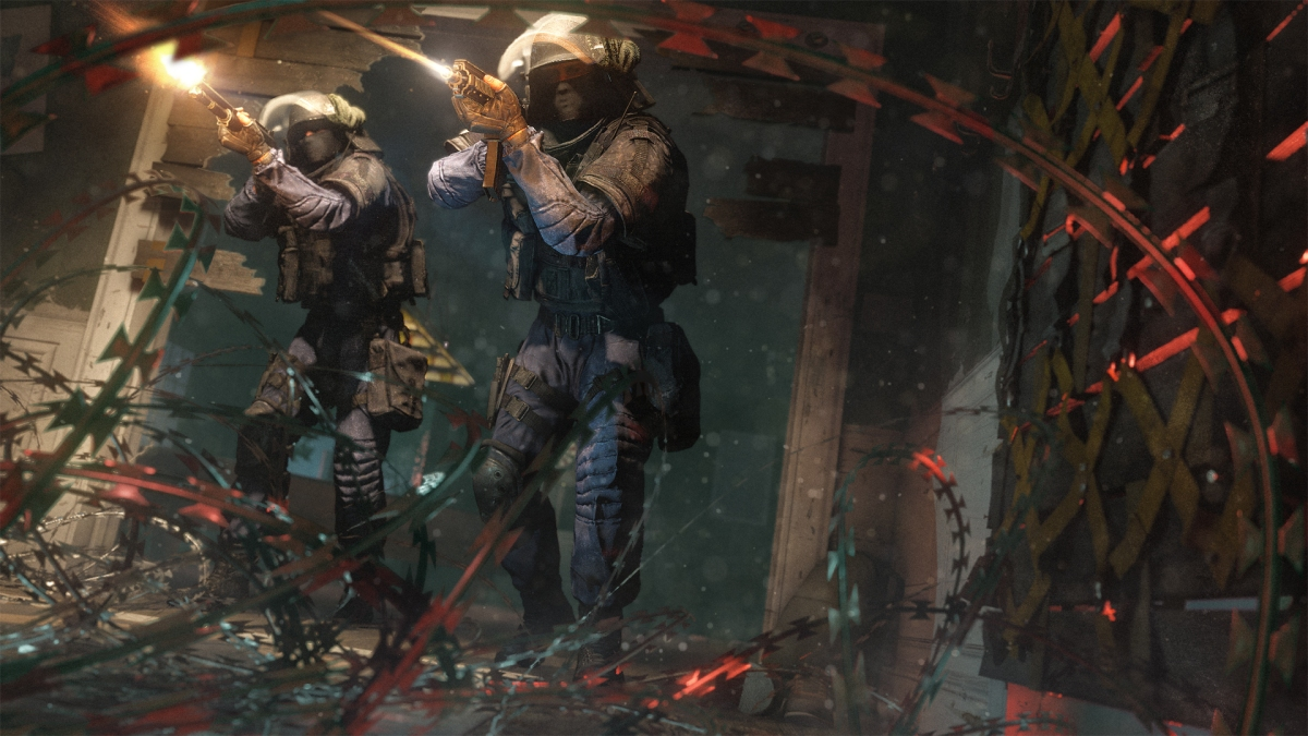 Ubisoft's strategy and how it saved Rainbow Six Siege