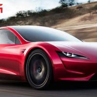 The Tesla Roadster is now the world's quickest supercar