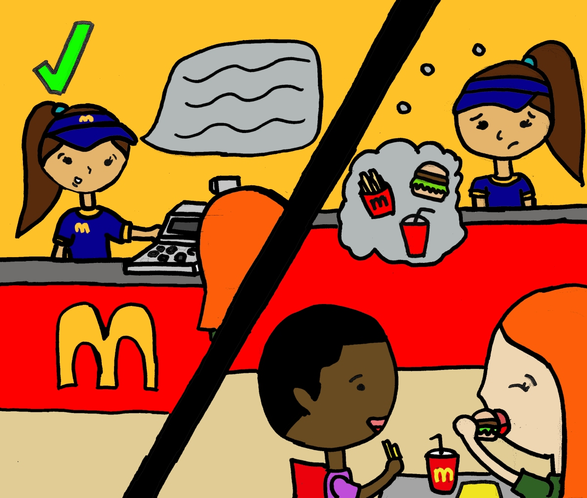 Is McDonald's the right place to work?