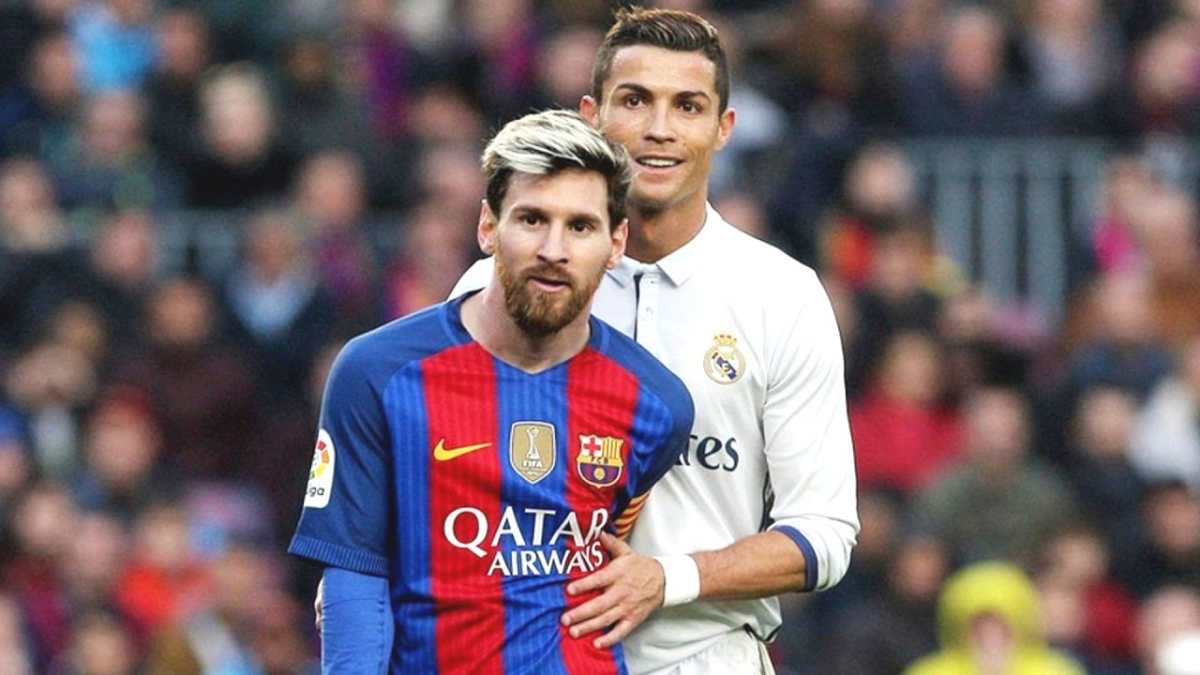 The 2017 Ballon D'Or rivalry between two greats just intensified