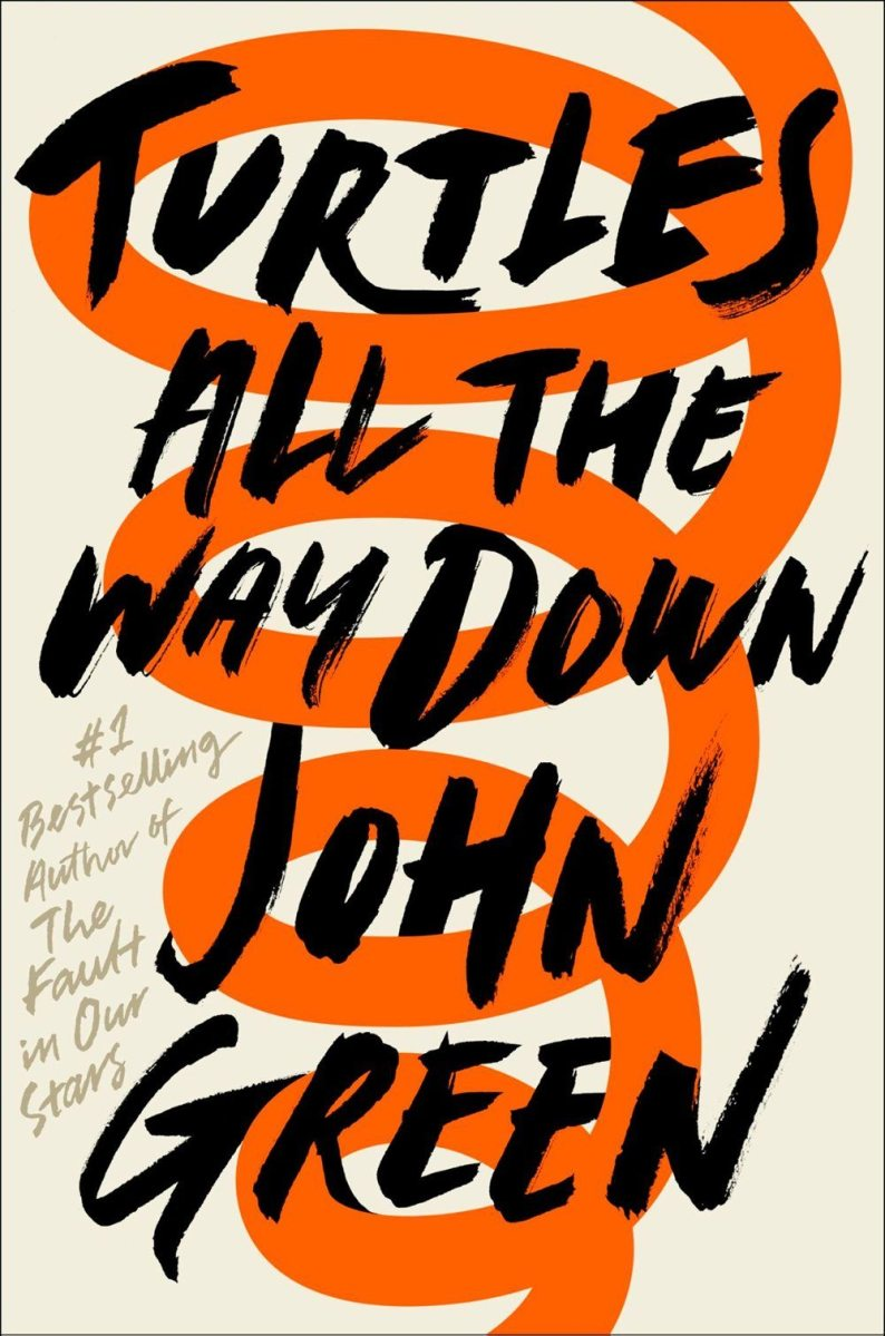 Expectations are high for Turtles all the Way Down--John Green's comeback novel is full of pain and love